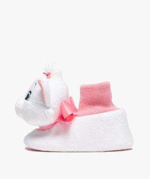 Chaussons fille peluche Marie – Les Aristochats vue3 - ARISTOCHATS - GEMO