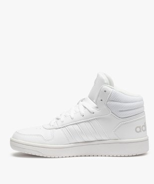 Baskets femme semi-montantes – Adidas Hoops Mid 2.0 vue3 - ADIDAS - Nikesneakers