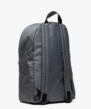 Sac à dos homme en toile grand volume vue2 - Nikesneakers (ACCESS) - Nikesneakers