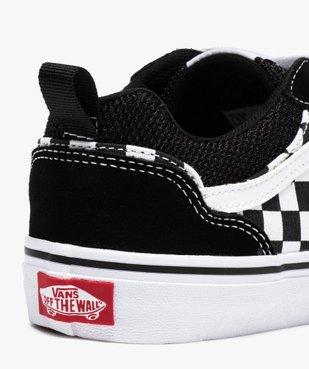 Baskets garçon skateshoes à damier - Vans Filmore Checker vue6 - VANS - Nikesneakers