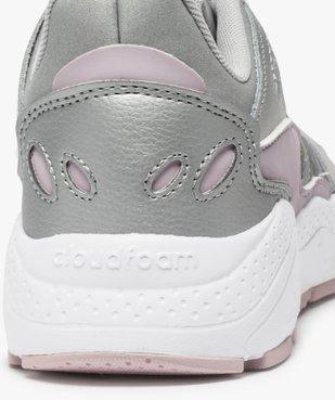 Baskets femme à semelle épaisse – Adidas vue6 - ADIDAS - Nikesneakers