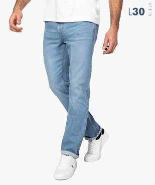 Jean homme coupe regular taille normale vue1 - Nikesneakers (HOMME) - Nikesneakers