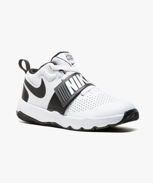 Baskets Team Hustle - Nike  vue2 - NIKE - GEMO