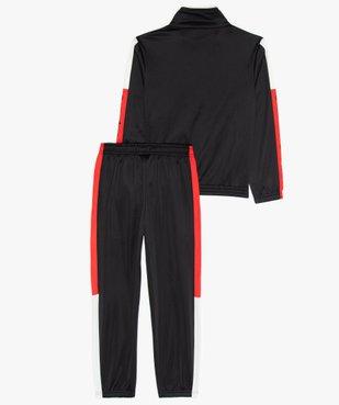Survêtement garçon 2 pièces : sweat zippé et pantalon de jogging  - Umbro vue2 - UMBRO - GEMO