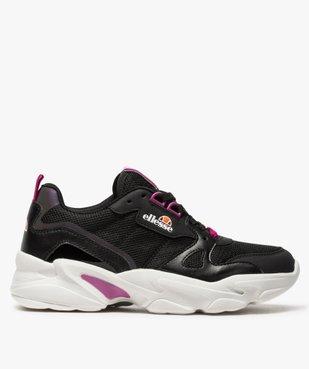 Baskets femme en mesh façon dad shoes - Ellesse vue1 - ELLESSE - GEMO