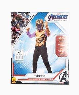Déguisement enfant Thanos - Marvel Avengers (2 pièces) vue4 - MARVEL - GEMO