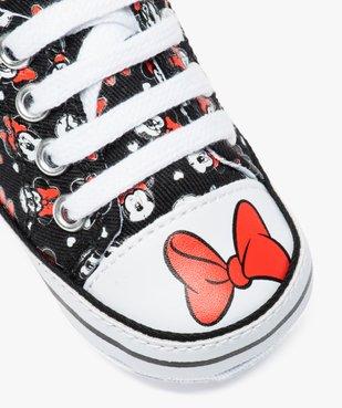 Chaussures de naissance montantes - Minnie Disney vue6 - MINNIE - GEMO