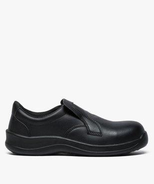 Chaussures professionnelles femme mocassin sécurité S2 vue1 - GEMO (SECURITE) - GEMO