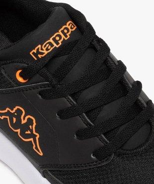 Baskets homme jogger dessus multi-matière - Kappa vue6 - KAPPA - GEMO