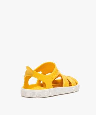 Sandales enfant moulées spécial plage - Boatilus vue4 - BOATILUS - Nikesneakers