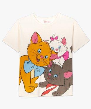Tee-shirt femme large - Disney Animals vue4 - DISNEY DTR - GEMO