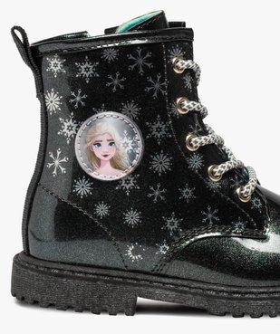 Boots fille pailletés à semelle crantée – Reine des Neiges vue6 - REINE DES NEIGE - GEMO