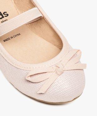 Ballerines fille brillantes à élastique vue6 - Nikesneakers (ENFANT) - Nikesneakers