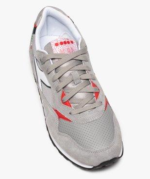 Baskets homme jogger à lacets – Diadora N.92 vue5 - DIADORA - GEMO