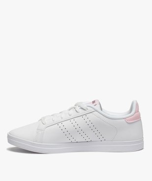 Tennis femme bicolores à lacets - Adidas vue3 - ADIDAS - Nikesneakers