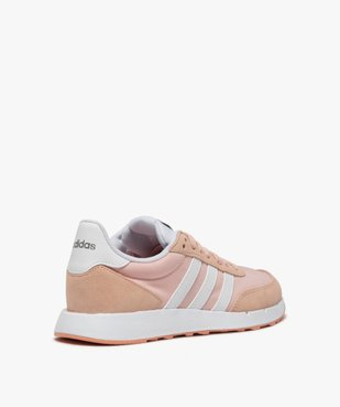 Baskets femme bicolores à lacets – Adidas Run 60s vue4 - ADIDAS - Nikesneakers