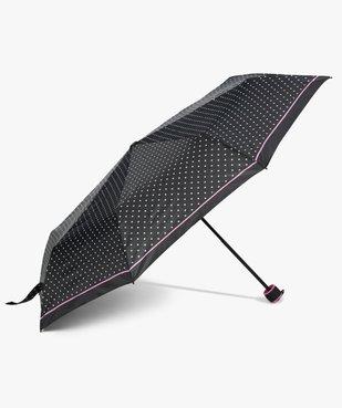 Parapluie femme pliable Perletti vue1 - GEMO (ACCESS) - GEMO