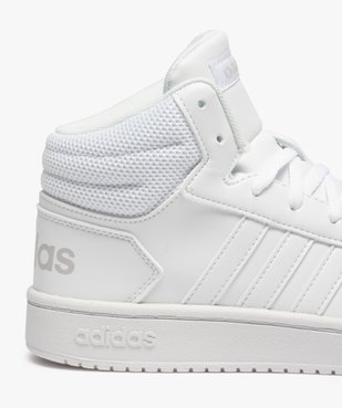 Baskets femme semi-montantes – Adidas Hoops Mid 2.0 vue6 - ADIDAS - Nikesneakers