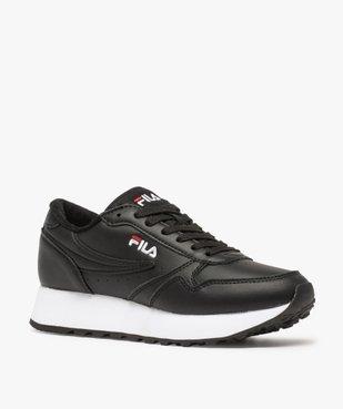 Chaussures de running femme avec épaisse semelle - Fila vue2 - FILA - GEMO