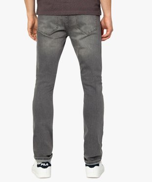 Jean homme slim taille haute vue3 - Nikesneakers (HOMME) - Nikesneakers