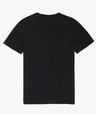 Tee-shirt garçon avec motif contrastant – Stranger Things vue3 - STRANGER THINGS - GEMO