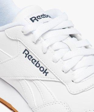 Baskets homme unies à lacets – Reebok Royal Glide vue6 - REEBOK - GEMO