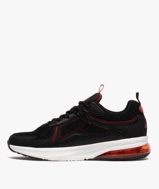 Chaussures de running homme semelle bulle d'air - Slazenger vue3 - SLAZENGER - GEMO
