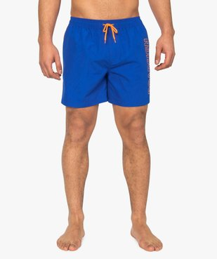 Short de bain homme sportswear - Roadsign vue1 - ROADSIGN - GEMO