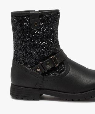 Boots fille à tige pailletée vue6 - Nikesneakers (ENFANT) - Nikesneakers