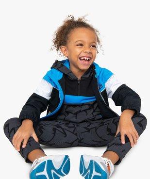 Coupe-vent garçon déperlant à capuche vue1 - Nikesneakers (ENFANT) - Nikesneakers