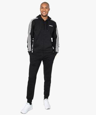 Sweat homme zippé à capuche - Adidas vue5 - ADIDAS - GEMO