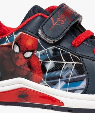Baskets garçon avec semelle clignotante - Spiderman vue6 - SPIDERMAN - GEMO
