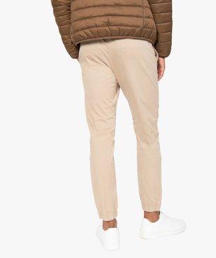 Pantalon homme coupe straight esprit cargo vue3 - Nikesneakers (HOMME) - Nikesneakers