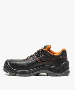 Chaussures de sécurité S3 basses vue3 - GEMO (SECURITE) - GEMO