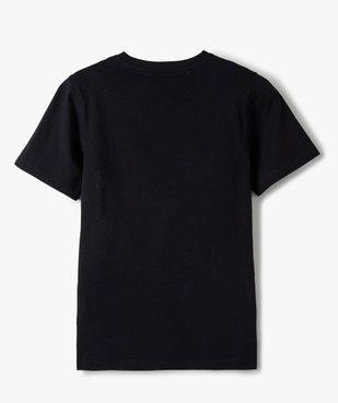 Tee-shirt garçon imprimé - Les Minions 2 vue3 - NBCUNIVERSAL - GEMO
