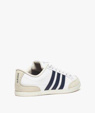Baskets homme bicolores à lacets – Adidas Caflaire vue4 - ADIDAS - GEMO