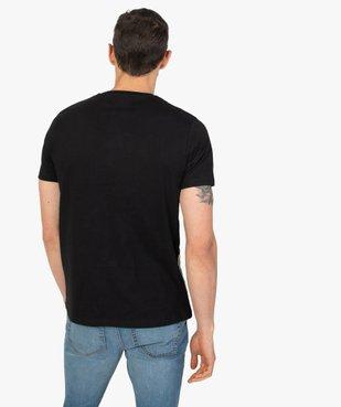 Tee-shirt homme imprimé à manches courtes - Les Minions vue3 - NBCUNIVERSAL DT - GEMO