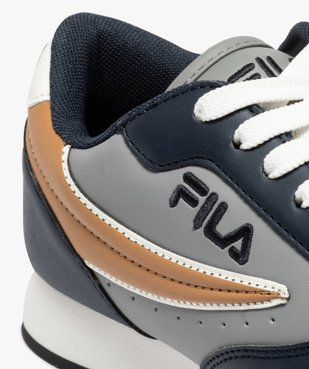Baskets homme à semelle contrastante – Fila Orbit Low vue6 - FILA - GEMO