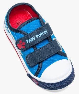 Baskets en toile avec semelle clignotante - Pat Patrouille vue5 - PAT PATROUILLE - GEMO