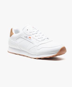 Baskets sneakers bicolore - Ellesse vue2 - ELLESSE - GEMO