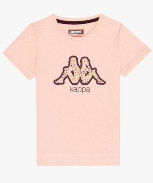 Tee-shirt fille imprimé coupe droite - Kappa vue1 - KAPPA - Nikesneakers