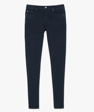 Jean femme coupe skinny 5 poches vue4 - GEMO(FEMME PAP) - GEMO