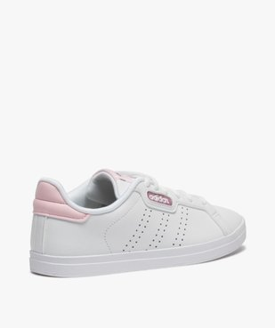 Tennis femme bicolores à lacets - Adidas vue4 - ADIDAS - Nikesneakers