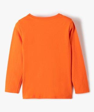 Tee-shirt garçon avec motifs araignées vue4 - GEMO (ENFANT) - GEMO