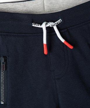 Pantalon de jogging bébé garçon – Lulu Castagnette vue2 - LULUCASTAGNETTE - GEMO