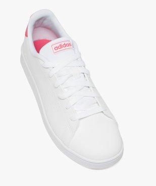 Baskets femme à lacets – Adidas Advantage K vue5 - ADIDAS - Nikesneakers
