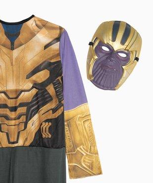 Déguisement enfant Thanos - Marvel Avengers (2 pièces) vue3 - MARVEL - GEMO