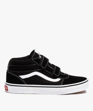 Baskets garçon skateshoes bicolores - Vans Ward Mid vue1 - VANS - Nikesneakers