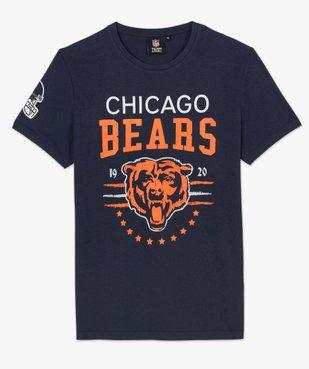 Tee-shirt homme Chicago Bears NFL - Team Apparel vue4 - NFL - GEMO