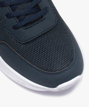 Chaussures de running bicolores à lacets - Umbro vue6 - UMBRO - GEMO